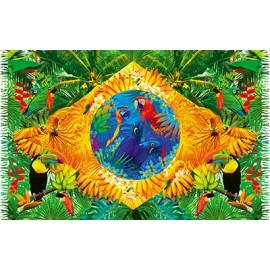 Bandeira do Brasil Tropical