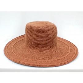 Chapéu e Crochê
