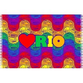 Copacabana Arco Iris I Love Rio
